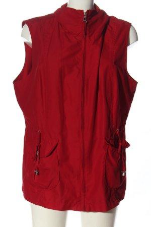 Smanicato sport rosso stile casual