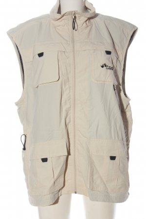 Sports Vests natural white casual look