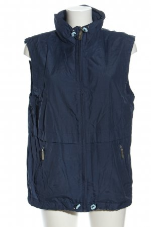 Port Louis Sports Vests blue casual look