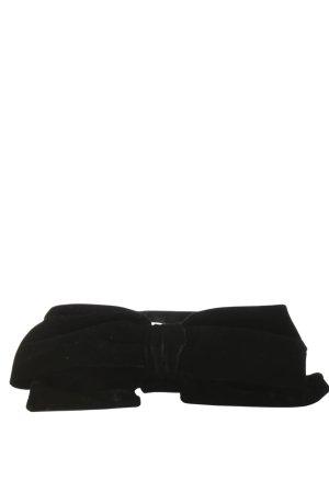 Fabric Belt black casual look