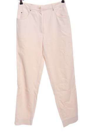 High Waist Jeans creme Casual-Look