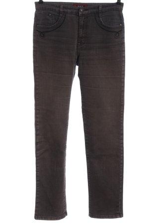 H&D Straight-Leg Jeans