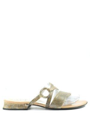 MA-FRA Sandały plażowe Na całej powierzchni W stylu casual