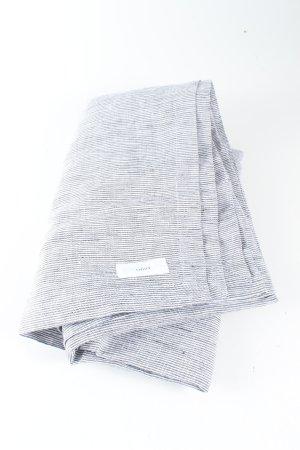Onia Serviette de plage blanc-noir imprimé allover style décontracté