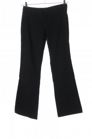 QS Style Stretchhose schwarz Business-Look