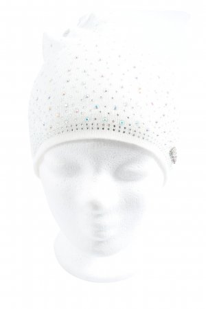 nikola Knitted Hat white casual look