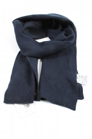 holebrook Knitted Scarf blue elegant