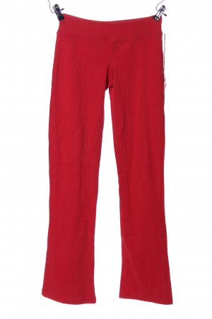sushumna Sweat Pants red casual look