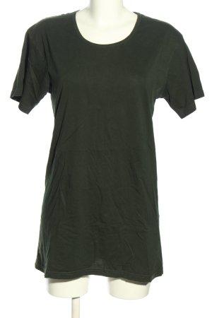 AS Colour T-Shirt khaki casual look