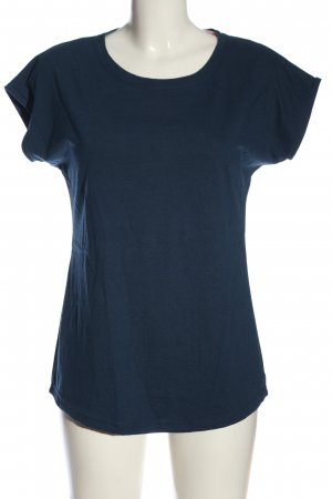 plazmalab. T-Shirt blau Casual-Look