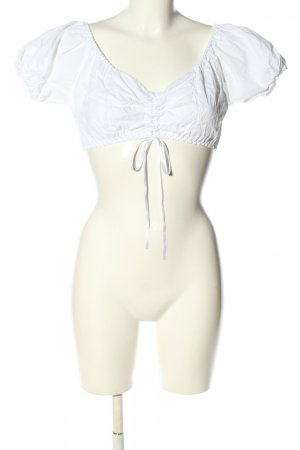 Traditional Blouse white casual look