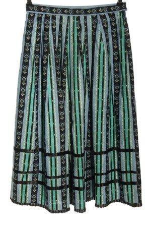 Traditional Skirt flower pattern elegant