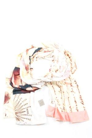 Tradycyjna chusta Abstrakcyjny wzór W stylu casual