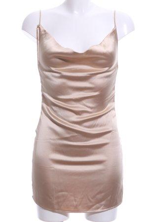 Trägerkleid creme Elegant