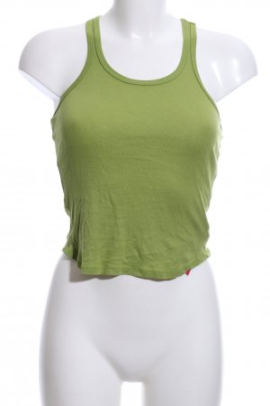 Trägertop grün Casual-Look