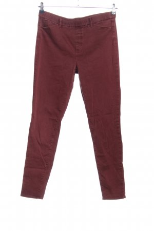 heattech Treggings red casual look