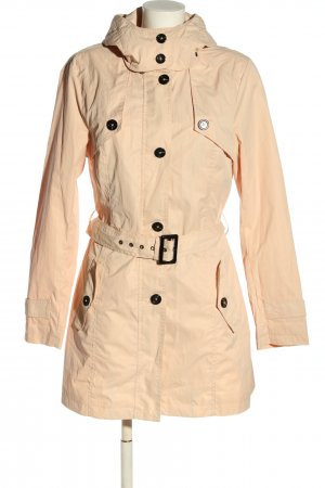 Trenchcoat creme Casual-Look