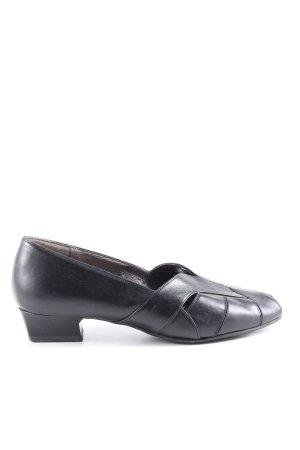 ORBIT NOVA Loafer nero stile professionale