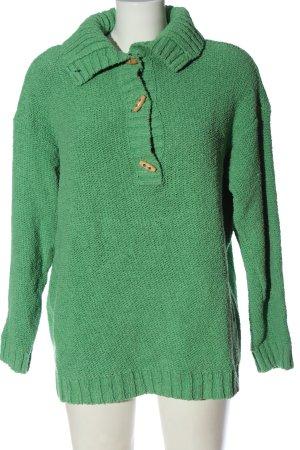 robert p. miller Jersey marinero verde look casual