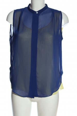 Woven Twin Set blue-primrose casual look