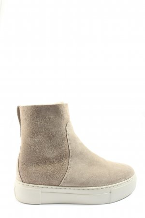 mahony Winter Booties natural white casual look