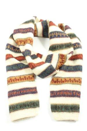 amauta Écharpe en laine imprimé allover style décontracté