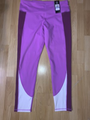 Under armour Jegging lila-wit