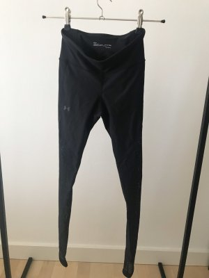 Under Armour Leggings Sporttights Hose Netzmuster