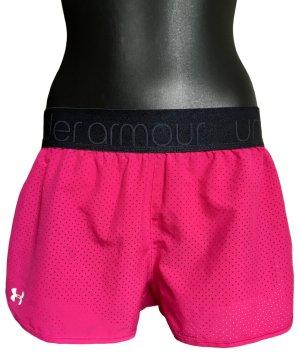 Under Armour Sporthose luftig pink/anthrazit Gr. 38/40