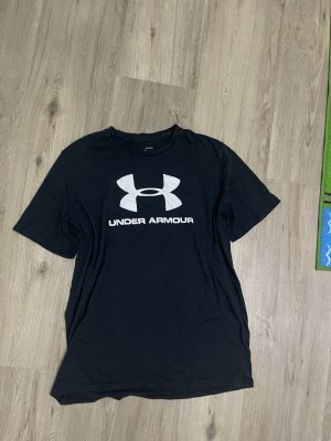 Under armour T-Shirt black-white