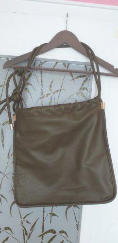Unechte Olivfarbene Tasche