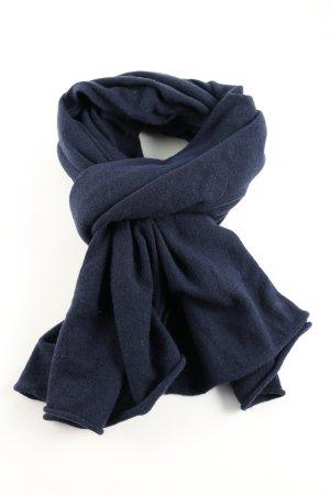 unee+o Strickschal blau Casual-Look