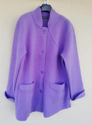 Selection by Ulla Popken Blazer de lana púrpura