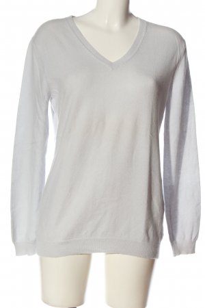 Unger Cashmere Jumper light grey casual look