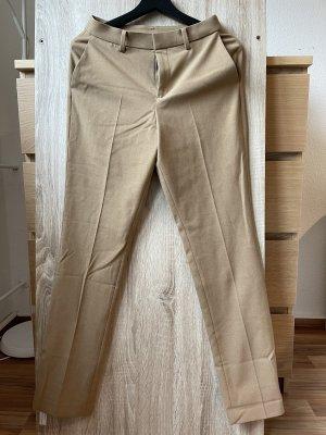 Uniqlo Tailleur pantalone color cammello