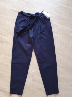Black Label Pantalone a 7/8 blu scuro