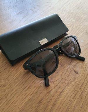 Hugo Boss Okulary retro czarny