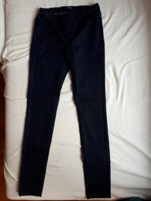 Only Jeggings dark blue cotton