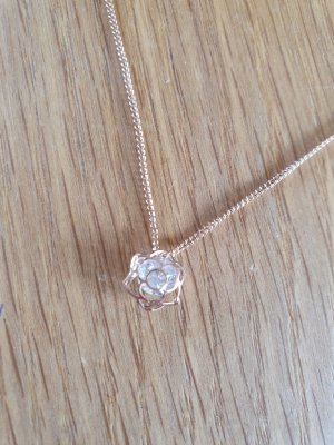 Accessorize Necklace white-rose-gold-coloured