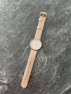 Ungetragene Tamaris-Armbanduhr für Damen in Roségold