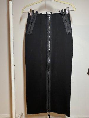 Diesel Jupe mi-longue noir