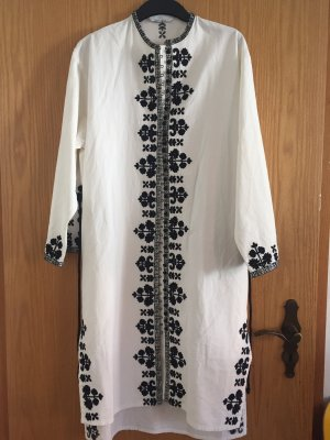 & other stories Caftan natural white-black