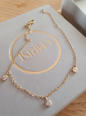 Christ Bracelet white-gold-colored