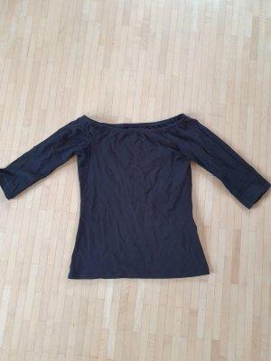 Even & Odd Top épaules dénudées noir