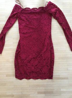 Amisu Lace Dress multicolored