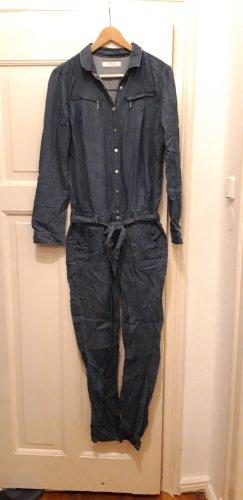 Ungewöhnlicher Jeans-Onesie von Promod