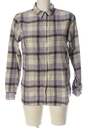 UNI QLO Lumberjack Shirt check pattern business style