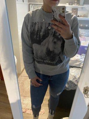 Pretty Sucks Suéter gris claro
