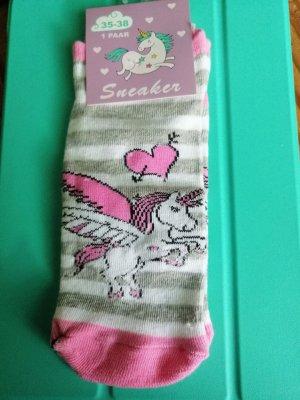Unicorn. Socks.Neu.Ovp.2.Paar.