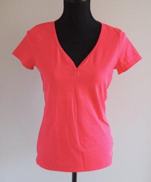 Unifit Sportshirt Funktionsshirt neon pink